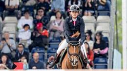 上海环球马术冠军赛收官,19岁中国女骑手跻身奖金榜