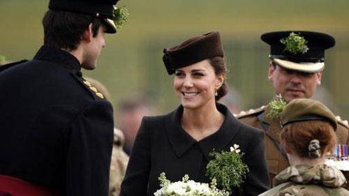 凯特王妃又诞下一个小王子 英国王室迎来王位第五顺位继承人