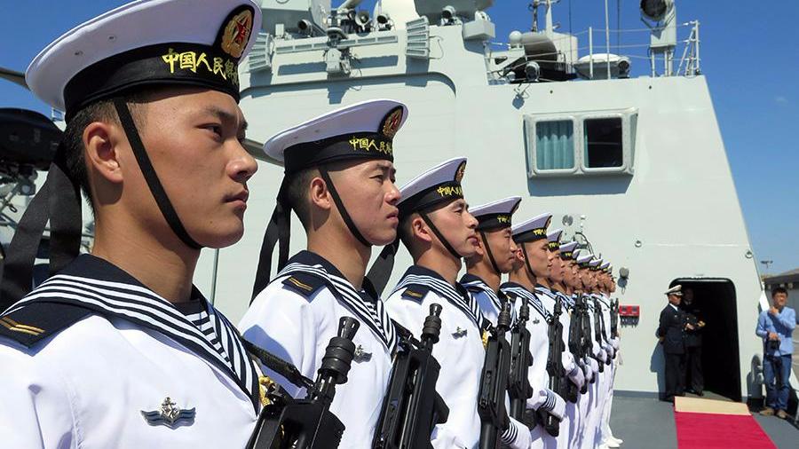 亚丁湾十年:中国海军的深蓝航迹