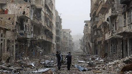 """叙利亚冲突——透视代理人战争的""""棱镜"""""""
