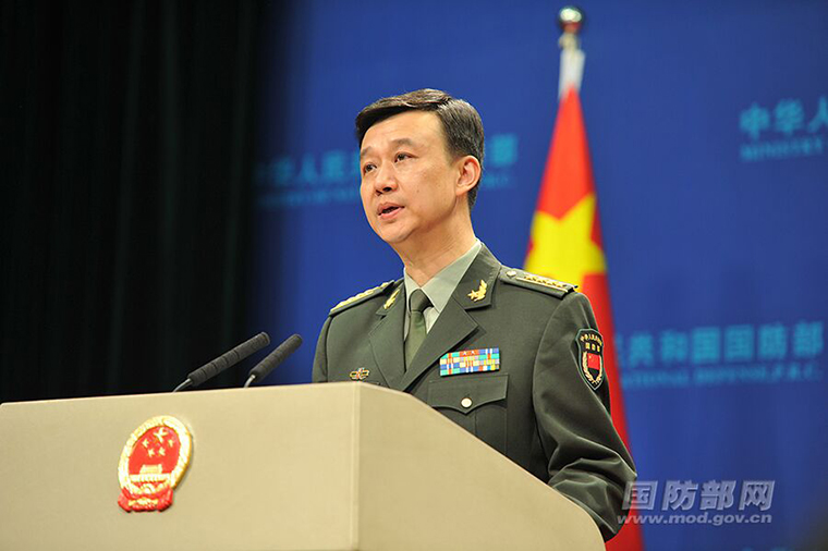 国防部:苏-35战机已列装部队