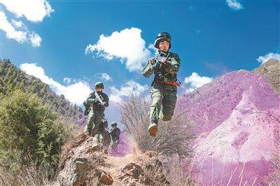 武警西藏总队昌都支队特战一中队:锻造新时代的雪域勇士