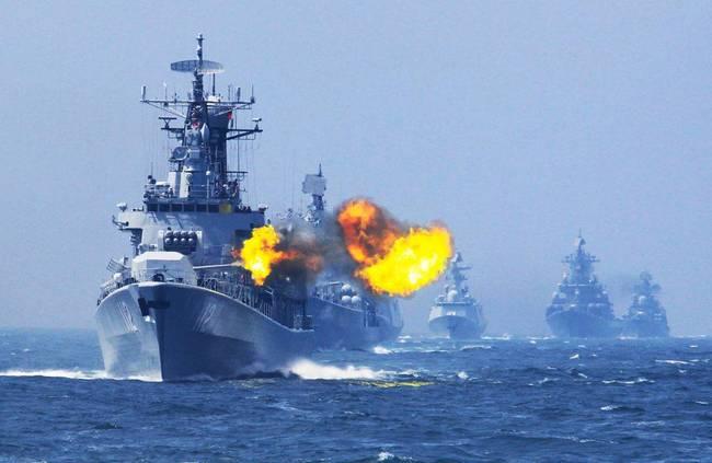 中俄有史以来规模最大海上联演将在青岛举行