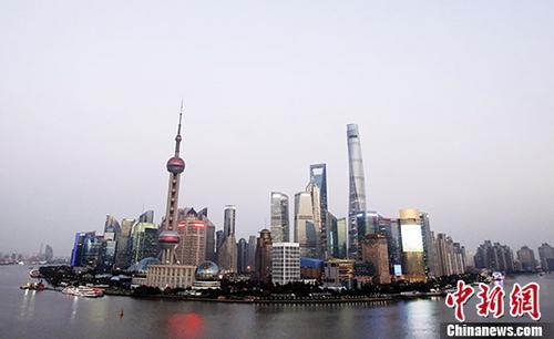 资料图:外商在上海设立跨国公司地区总部和总部型机构。