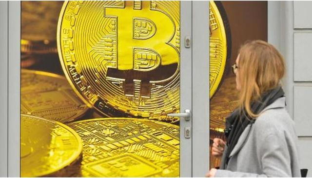 比特币猛涨超过17% 一度冲至8000美元