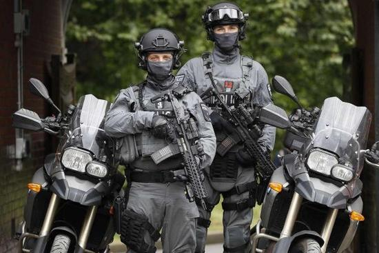 英国反恐形势空前严峻:扩充特种部队担心惨剧重演