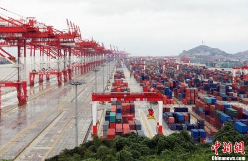 """对标国际最高标准 上海浦东迈向对外开放""""新高地"""""""