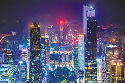 全球金融中心指数显示:广州与洛杉矶旧金山并跑