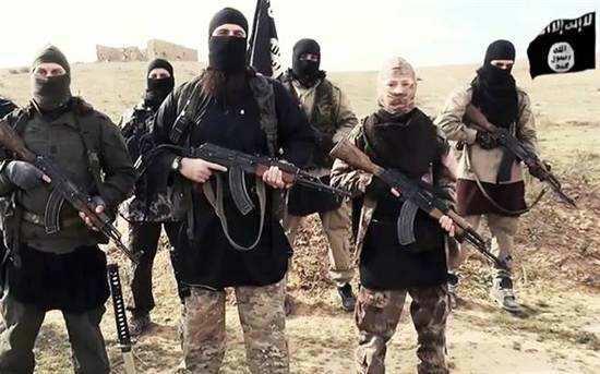 """伊拉克击毙叙境内36名""""伊斯兰国""""武装人员"""