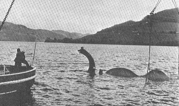 科学家将依靠DNA分析来寻找尼斯湖水怪的证据