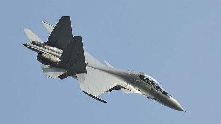 驻叙俄军一架苏-30战机坠海 2名飞行员遇难