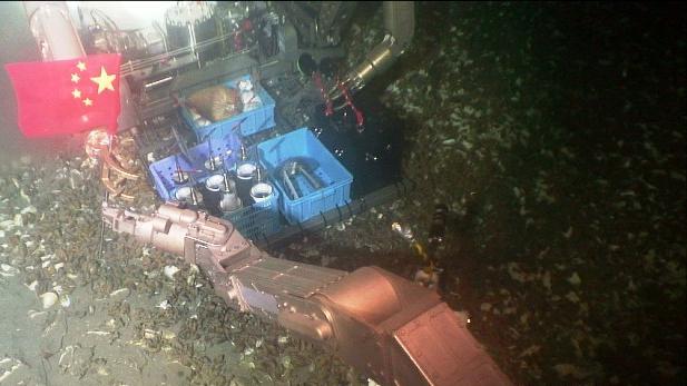 我國首次大深度潛水器聯合科學考察在南海啟動