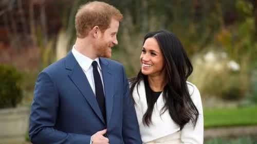 哈里王子婚禮細節曝光 新娘婚禮上不會有首席伴娘