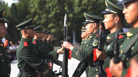 武警广西总队百色支队:忠诚铸就边关长城