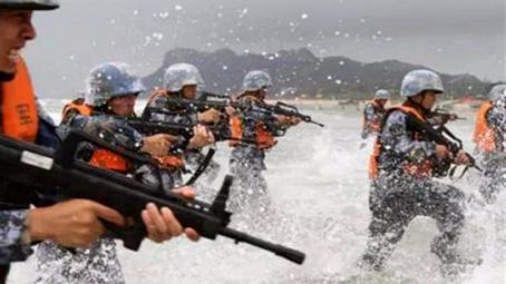 海军陆战队:驻训高原,砥砺实战硬功