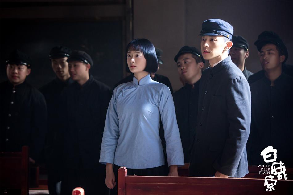 """《白鹿原》广东卫视即将开播 """"全景式""""还原原著"""