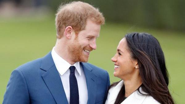 """囍!哈里王子今大婚 一睹""""世纪婚礼""""十大看点"""