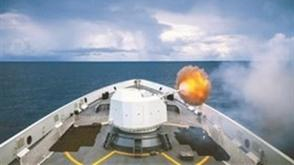 """第29批护航编队科学应对热带风暴""""萨迦"""""""