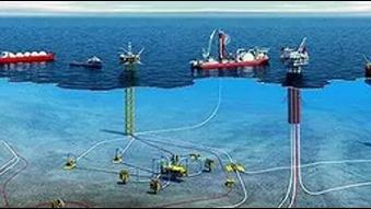 5200米!世界最长海底输油管道顺利通油
