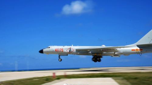 专家谈中国轰炸机近期系列训练:已具备全疆域作战能力