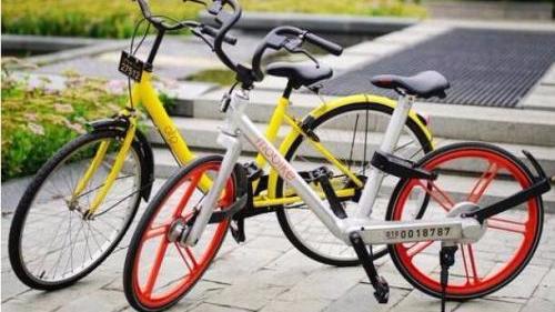 广州第一季度共享单车考核 摩拜ofo均刚过及格线