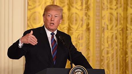 特朗普宣布取消与金正恩6月12日在新加坡的会晤
