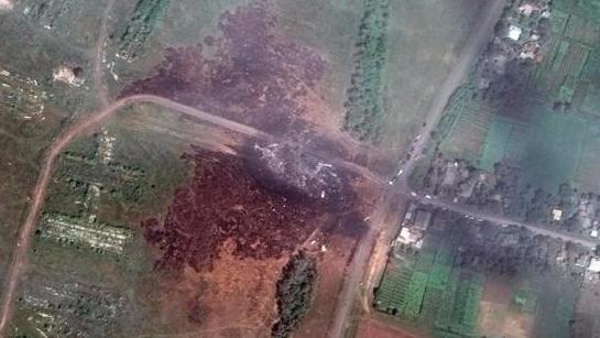 击落MH17客机的导弹来自俄? 俄方:毫无根据