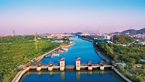 黄埔计划投资10.2 亿元 打造45.8公里沿河景观