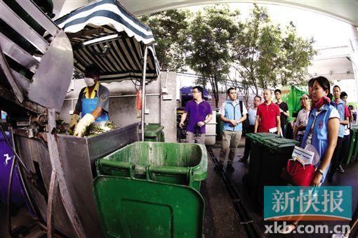 """""""垃圾分类处理体验日""""有市民提议:增设玻璃回收桶"""