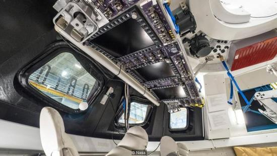 生活在NASA新飞船中啥感觉?拥挤、眩晕还危险