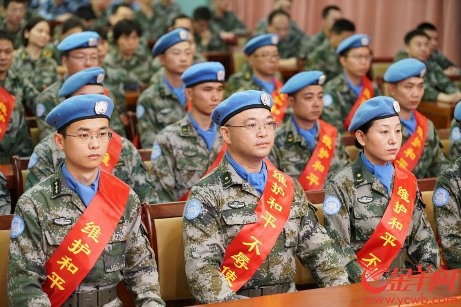 广州陆军总医院维和医疗队赴黎巴嫩维和