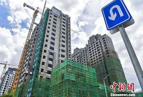 统计局:4月份一线城市商品住宅价格同比降幅扩大