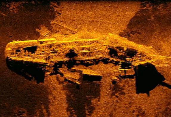 MH370未找到 搜寻中却意外解开19世纪沉船之谜