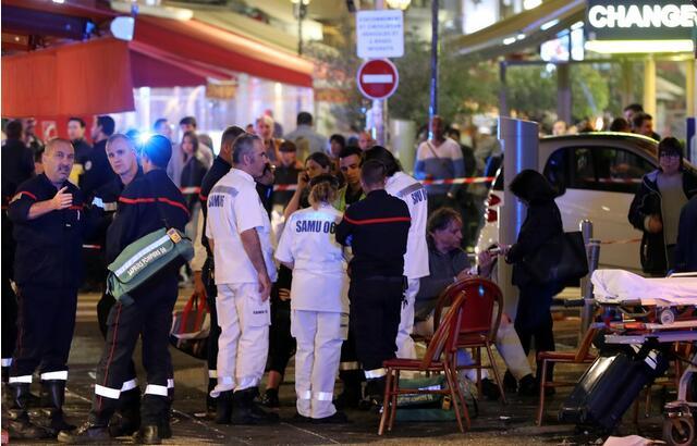 尼斯街头骚乱致十多人受伤 都是一根香烟惹的祸