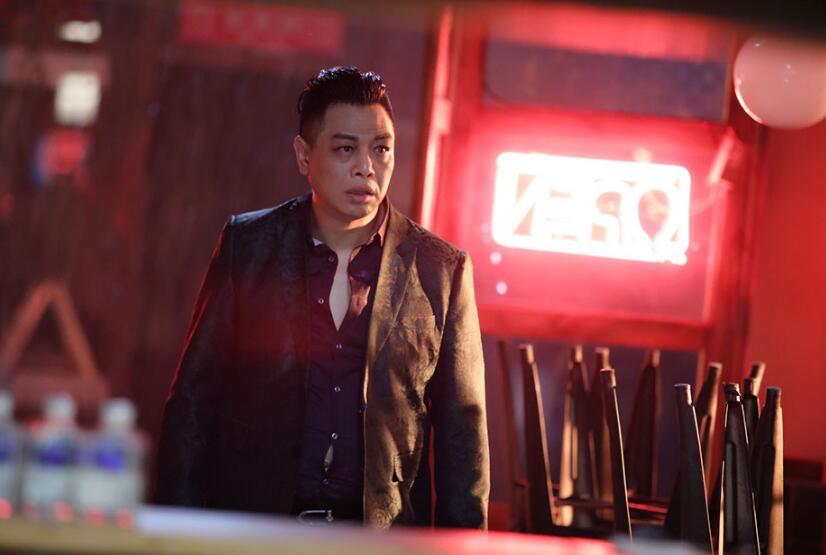 《龙虾刑警》定档6.22 如花李健仁神秘变毒辣黑手