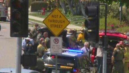 美国加州一医疗大楼发生爆炸 至少造成1死2伤