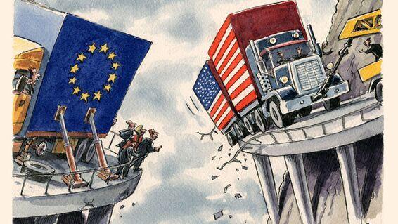 欧盟官员称传统盟友美国是欧洲目前面临的最大挑战