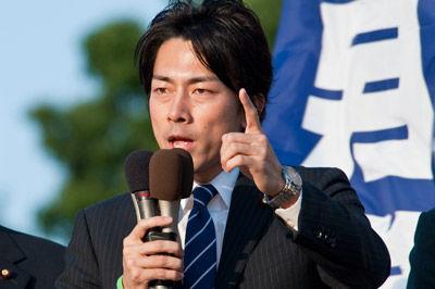 人气超越安倍 小泉之子成自民党新总裁热门人选