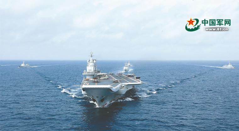 向海图强丨人民海军加快转型建设纪实