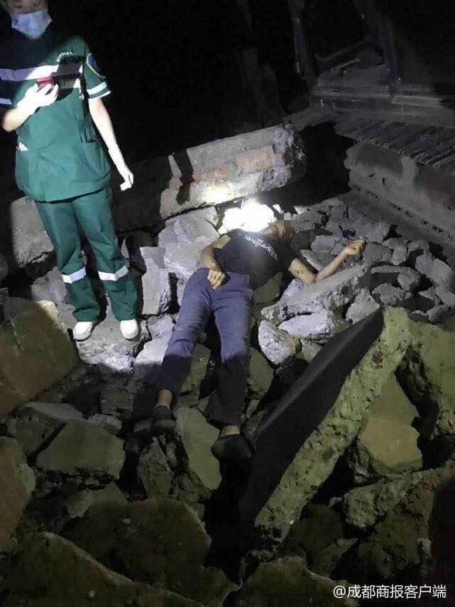 男子工地作业发生事故死亡 6人转移遗体遭刑拘