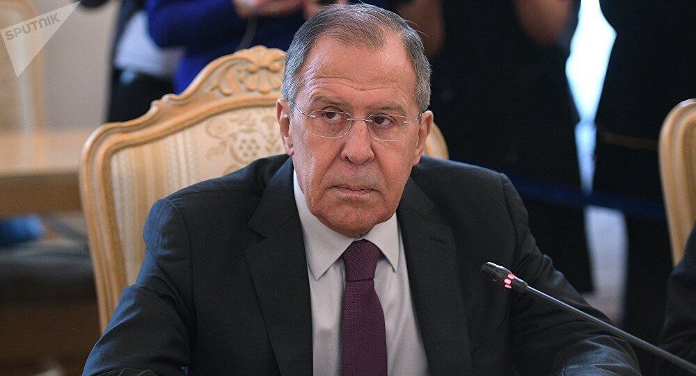俄外交部:正在筹备俄外长访朝之行