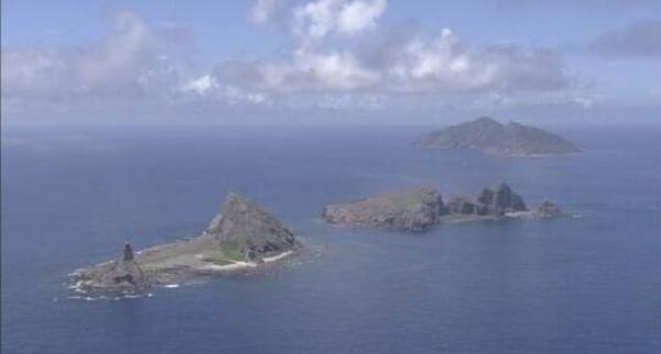安倍出席海保观阅式,再叫嚣钓鱼岛海域为日本领海