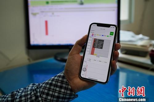 资料图:智能手机。<a target='_blank' href='http://www.chinanews.com/'>中新社</a>记者 贺俊怡 摄
