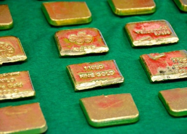 日本暴力团涉嫌从香港走私黄金,变卖赚近4亿日元
