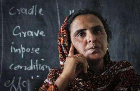 国际机构发布对妇女最危险国家排名:印第一美第十