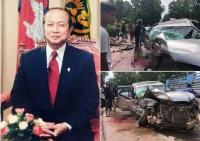 柬国家警察总署公布拉那烈亲王车祸调查结果
