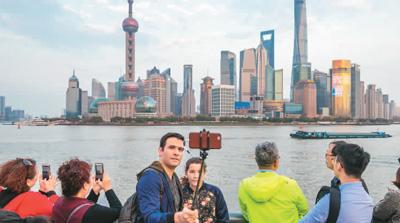 """中国持续推进交通、商贸、专业服务等领域开放 服务业开放""""重头戏""""来了!"""