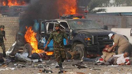 伊拉克中部袭击事件致12人死亡