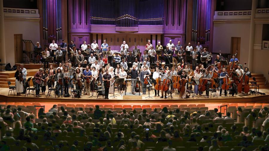 """比利时:让孩子们与古典音乐""""触电"""""""