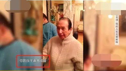 97岁赌王练走路步履蹒跚似小孩 竟都是为了女儿?